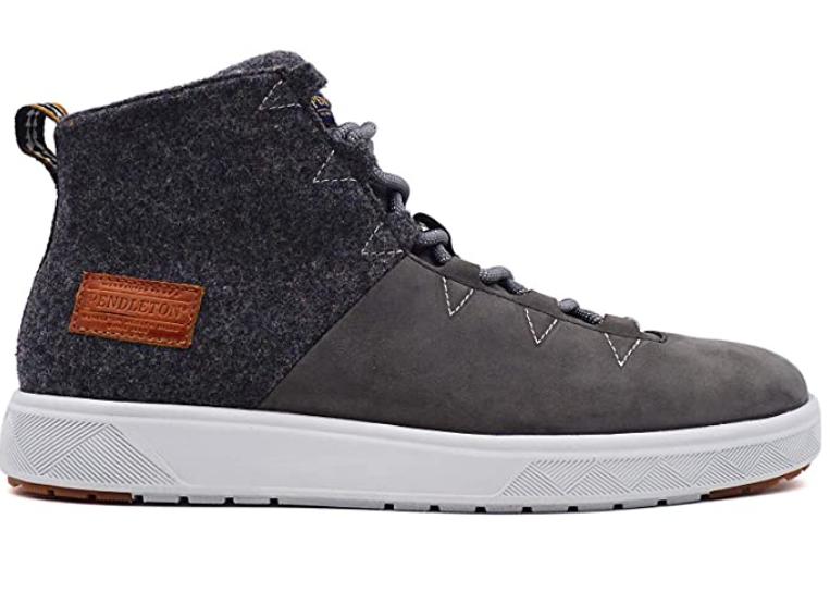 pendleton wool sneaker