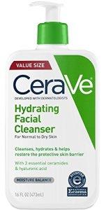 face wash for sensitive skin cerave