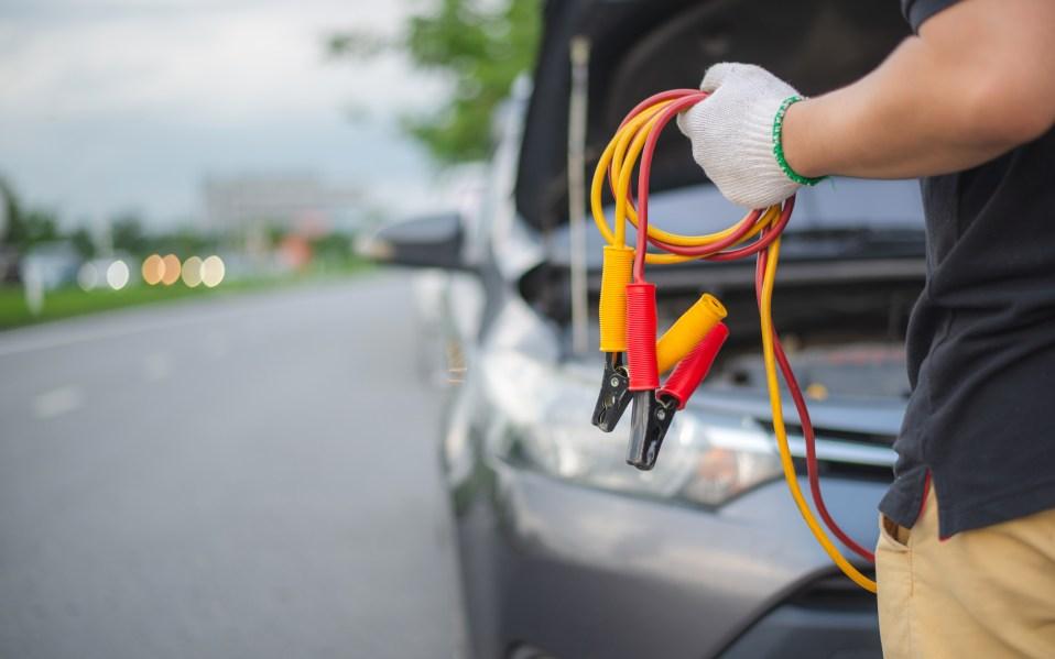 Emergency Car Battery Starter
