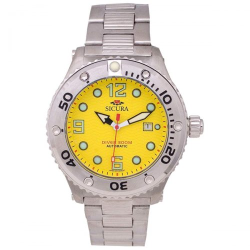 sicura diving watch