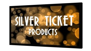 silver ticket projection screen