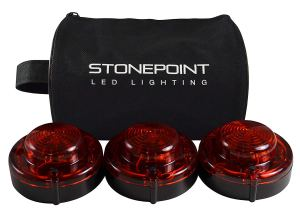 Stonepoint road flares