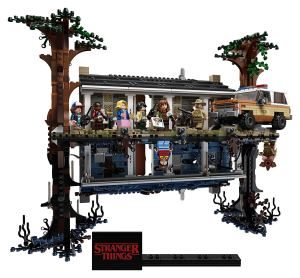 best lego sets stranger things adult