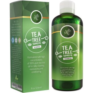 best sulfate free shampoo tea tree