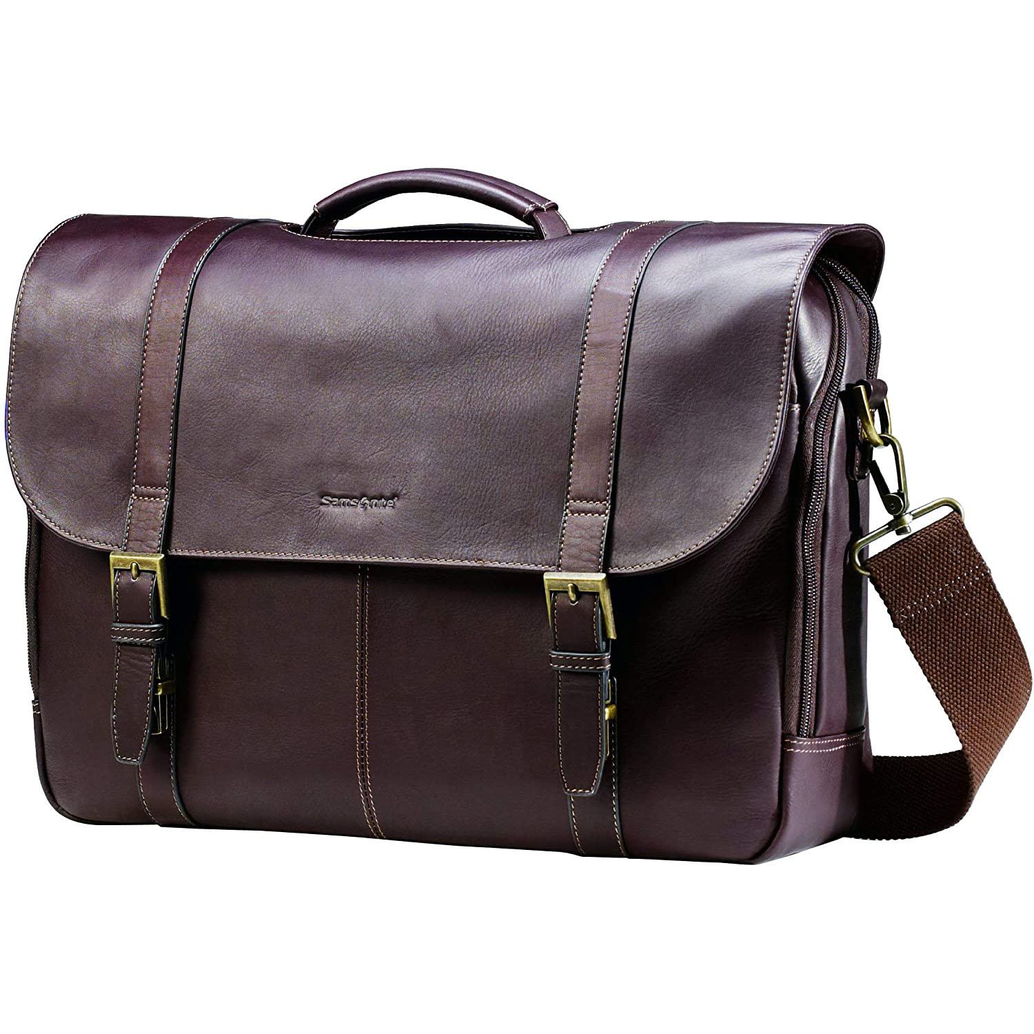 Samsonite Colombian Leather Briefcase