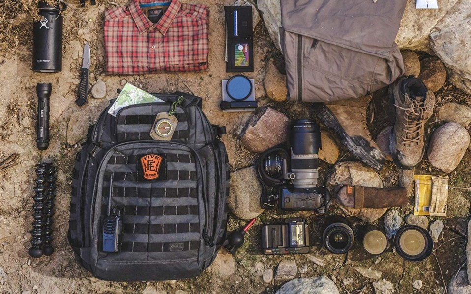 Tactical backpack featured image