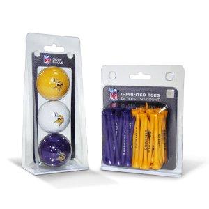 Team Golf NFL Logo Imprinted Golf Balls