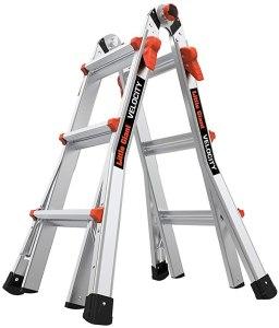 telescoping ladder giant