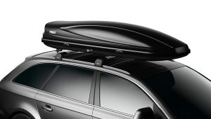 thule car roof cargo