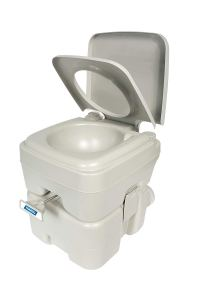 portable camping toilet camco