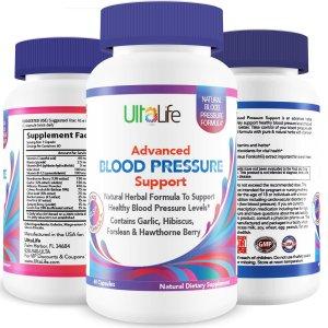 UltraLife Advanced Blood Pressure Support