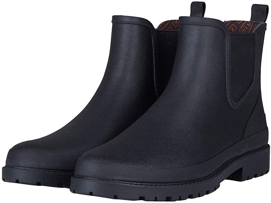 unicare men's chelsea rain boots