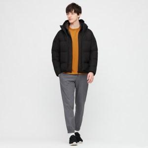 UNIQLO Seamless Down Parka Jacket