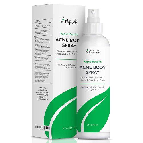 Vie Naturelle Acne Body Spray