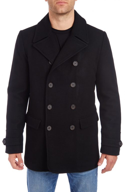 Vince Camuto Wool Blend Winter Coat