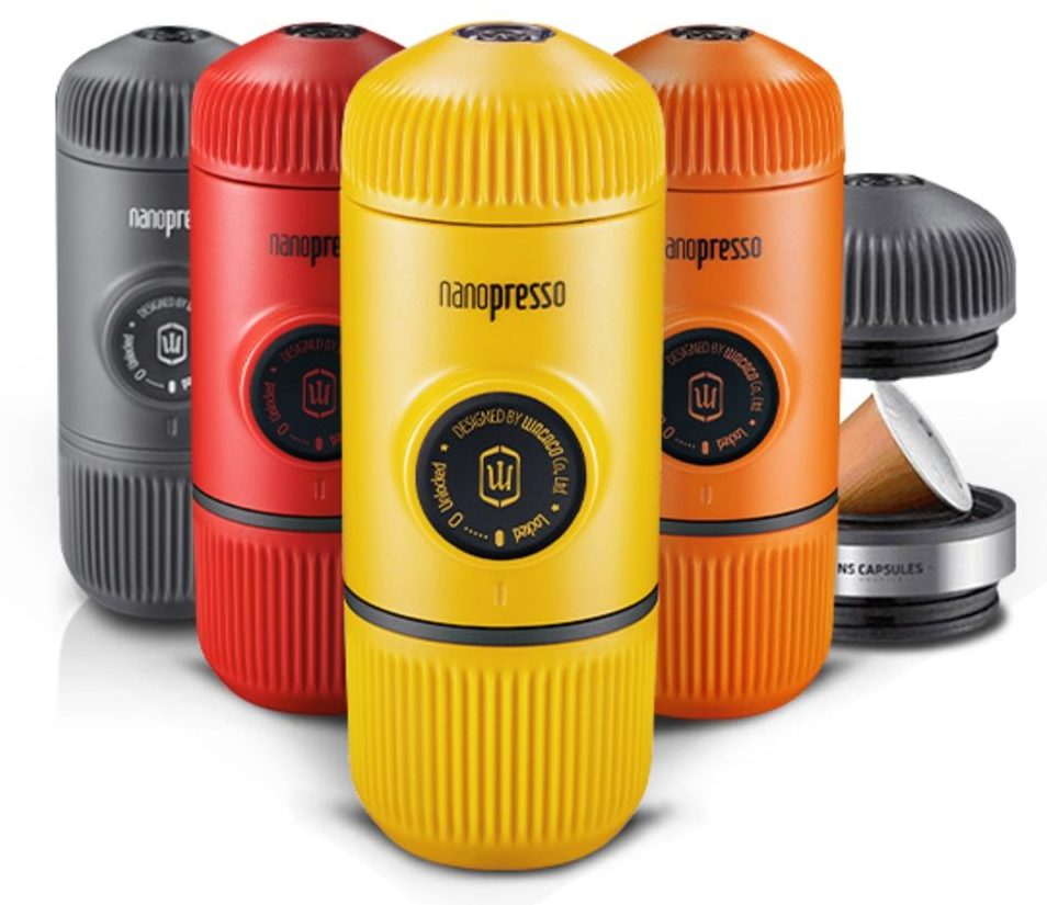 Wacaco Nanopresso - gifts for him 2020