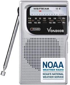 weather radio noaa