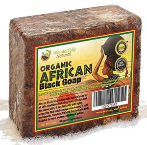 Wonderfully Natural African Black Soap