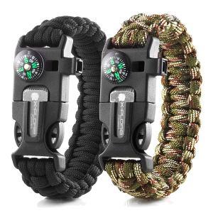 x-plore survival bracelet