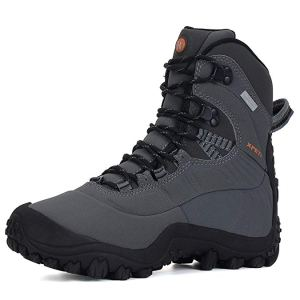 XPETI Men's Thermator Mid-Rise Waterproof Insulated Boots