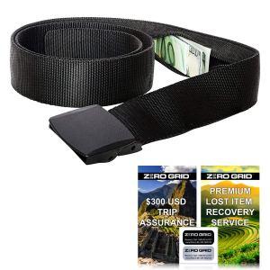 zero grid anti theft belt