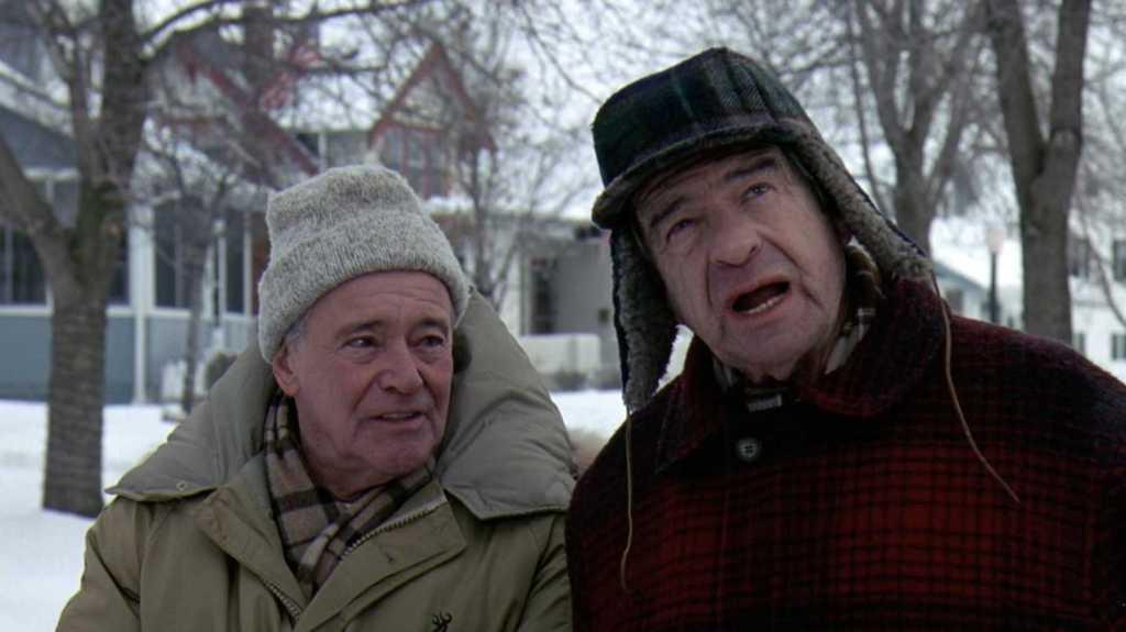 Grumpy old men thanksgiving movie