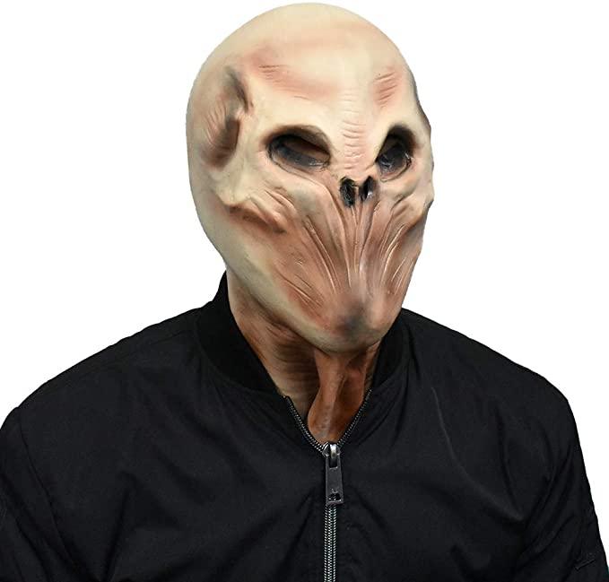 Mouthless Skeleton Mask