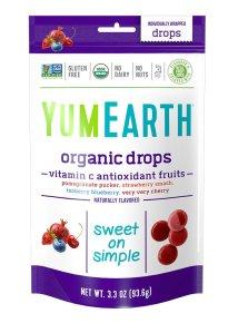 vitamin c drop yum earth