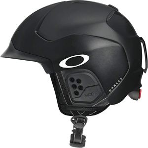 black ski helmet oakley
