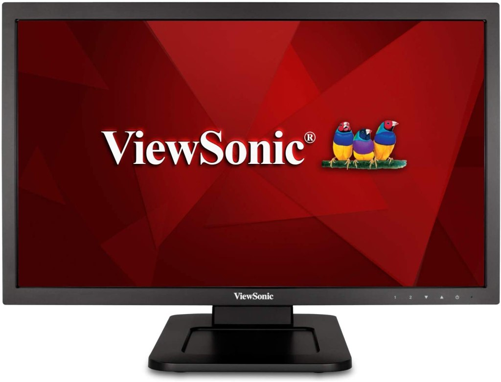 viewsonic td2220 best touchscreen monitors