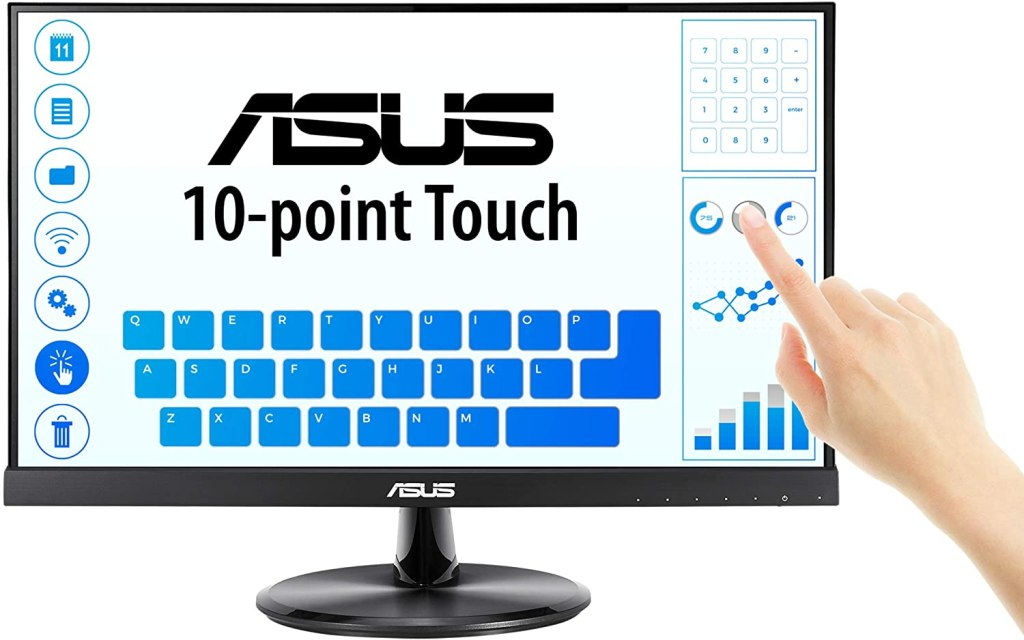 Asus touchscreen monitor
