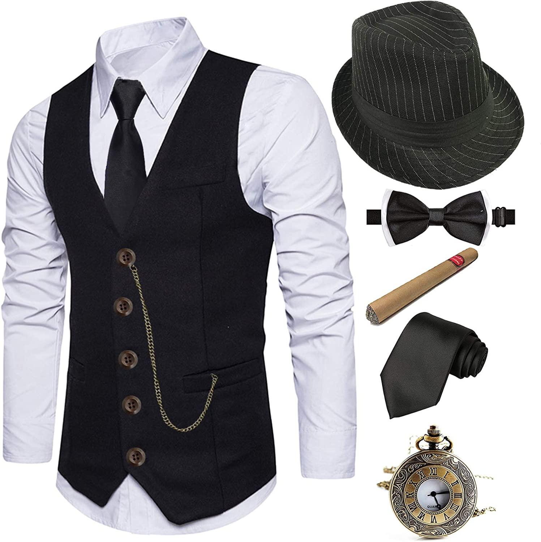 Gatsby gangster costume