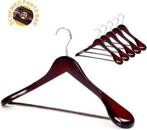 wooden hanger topia hanger