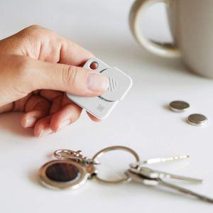Tracker Keys wallet phone tile