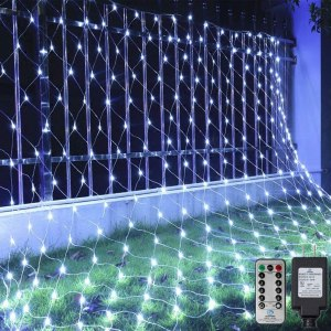 Ollny Net Mesh Lights