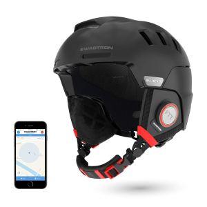 Snowboard Helmet Bluetooth headphones