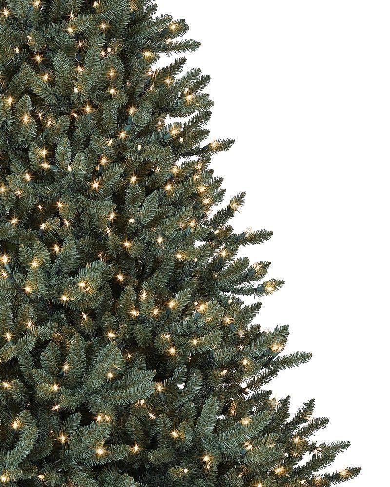 led christmas tree balsam
