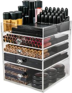 makeup organizer cube N2 Makeup Co