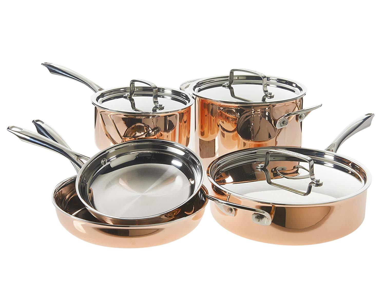 best copper cookware cuisinart