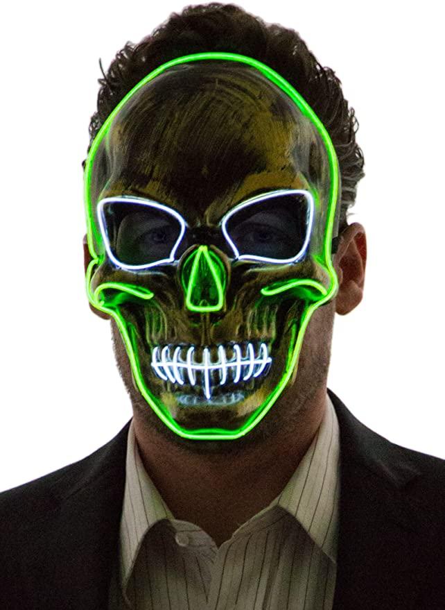 Neon Mask
