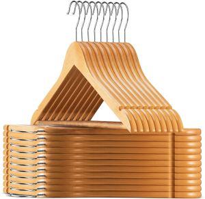 wooden hanger zober