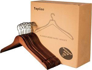 wooden hangers topline