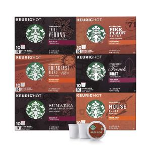 coffee pods starbucks