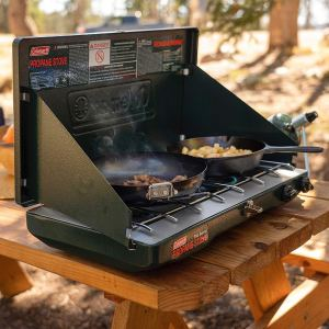 Camping Stove Gas Coleman