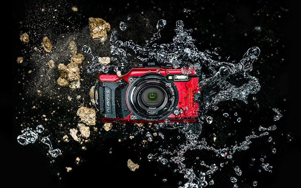 Point and shoot digital cameras featured