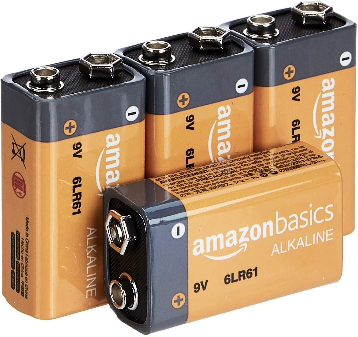9v battery amazonbasics