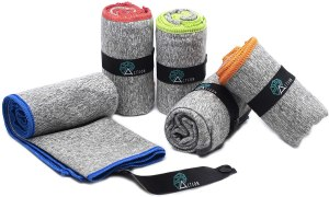 acteon microfiber gym towels, best gym towels