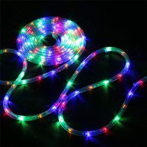 christmas car decorations - Brebrant Multi-Color Lights