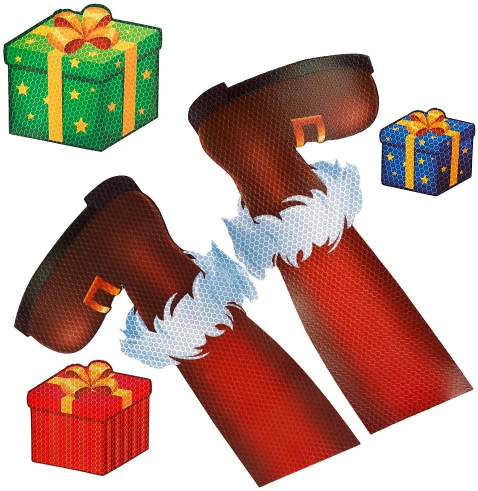 Coogam Christmas Car Magnets