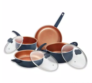 copper collection nonstick